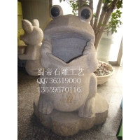 供应石雕垃圾桶 城市道路建设 石雕园林雕刻