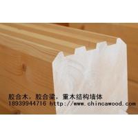 木屋墙体 重型木屋胶合木墙体,重型木屋墙体