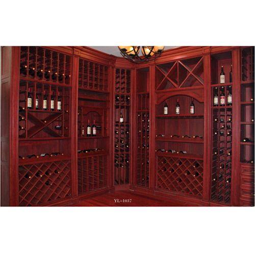 玉林门业-酒柜系列 YL-1037