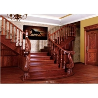 玉林木门楼梯系列整体楼梯YL-5180