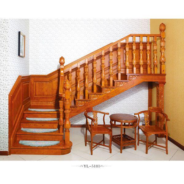 玉林木门楼梯系列整体楼梯YL-5181