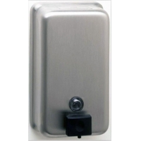 Bobrick B-2111 壁挂式皂液器
