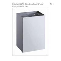 Bobrick保必丽 B-275 壁挂式垃圾桶