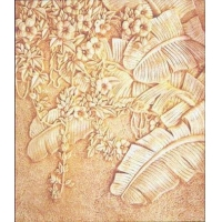 戈雅砂岩-蕉叶浮雕