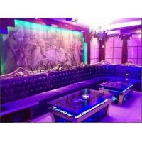 酒吧ktv沙发定制酒店包厢皮艺沙发卡座夜总会练歌房卡座沙发组