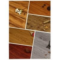 工厂佛山直销防水免胶石塑地板 出口仿古浮雕木纹PVC锁扣地板