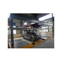安徽立体车库,智能停车设备,两层升降横移