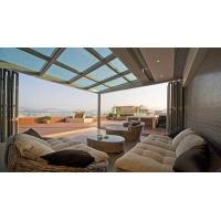 阳光房|阳光房雨棚要用多厚的铝合金材料