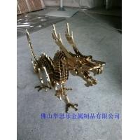 上海不锈钢工艺品是一种很特别的金属饰品