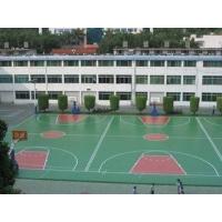 塑胶网球场、篮球场、足球场田径跑道
