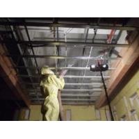 无机纤维喷涂电梯井隔音吸音降噪
