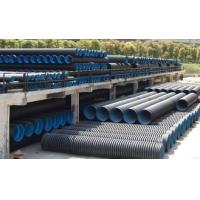 HDPE双壁波纹管/双壁波纹管/波纹管价格/检查井厂家