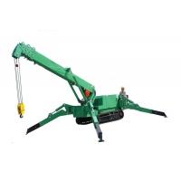 5噸液壓履帶式起重機蜘蛛吊車微型履帶吊機