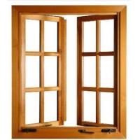 沈阳开捷门窗88系列铝包木门窗智能环保窗
