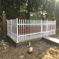 PVC护栏 PVC变压器护栏