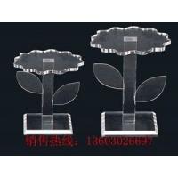 亚克力礼品工艺品 透明花展示品订做有机玻璃赠品工艺礼品