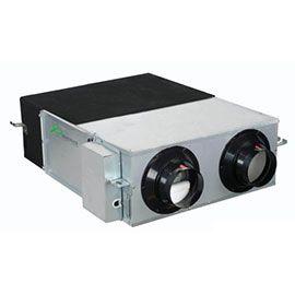 静音超薄型全热交换器