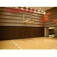 鹏辉篮球专用地板 篮球地板北京鹏辉