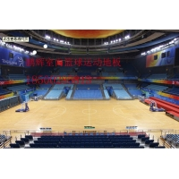 篮球馆专用地板胶 PVC篮球地板 篮球塑胶地板