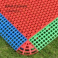 防滑耐磨的悬浮拼装地板