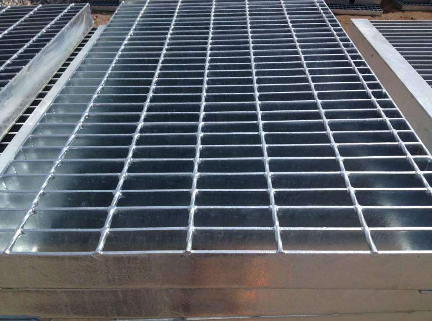 化工厂镀锌钢格栅