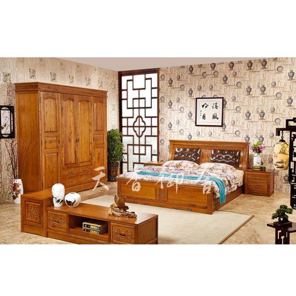 天香禦舍-臥室家具