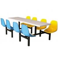 尚美格KC__175快餐店食堂餐桌椅餐饮家具
