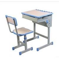 环保课桌椅、可升降课桌椅、学生课桌椅、柜式学生课桌椅