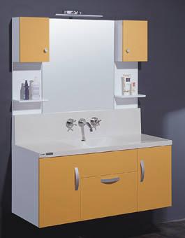 组合浴室柜盆