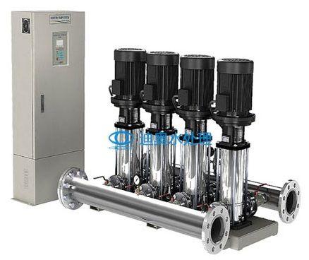 迪奥变频恒压供水设备通过智能中央处理器进行pid