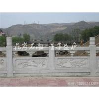 石栏杆|栏杆浮雕石材定制