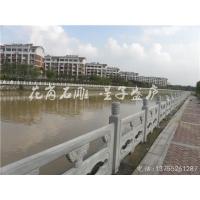 河道石材欄桿|河道安全防護花崗巖欄桿