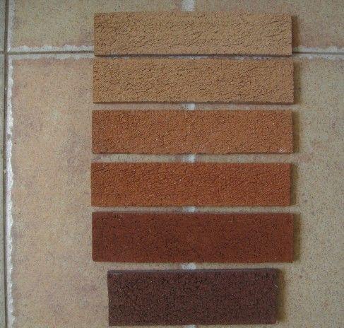 优良拉毛砖 手工砖 外墙砖 毛面砖