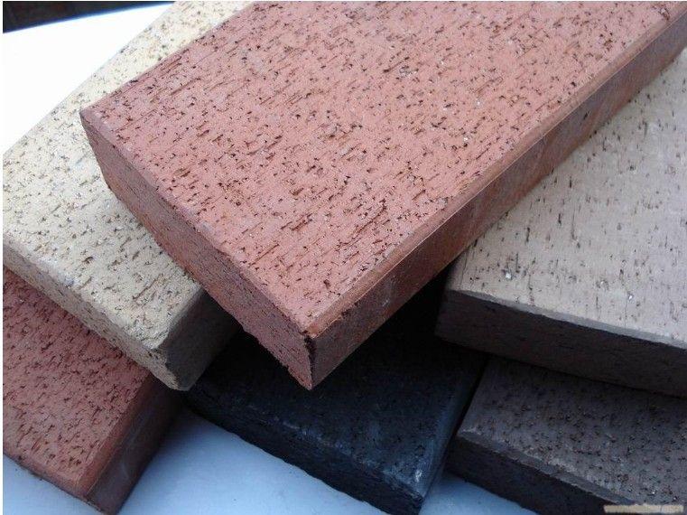 优良烧结砖 小区广场砖 自然生态砖