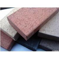 优质烧结砖 小区广场砖 自然生态砖