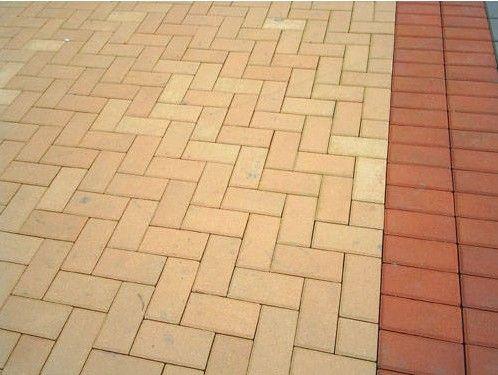 优良陶土砖 烧结砖 耐磨砖 园林砖