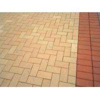 优质陶土砖 烧结砖 耐磨砖 园林砖