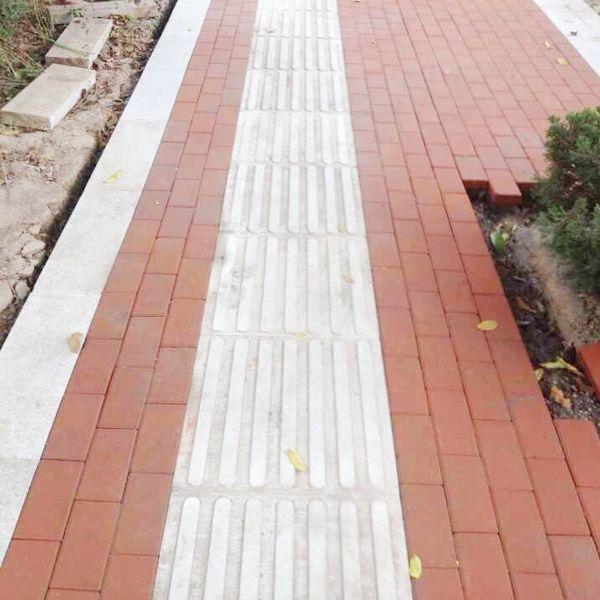 广场砖  陶土砖  烧结砖 陶土烧结砖 透水砖