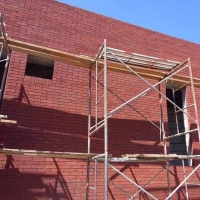 工程案例外墙砖