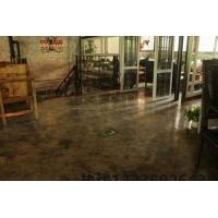 广州复古地坪漆,适合应用在咖啡厅、酒吧、餐厅