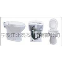 别墅地下室装卫生间自带排污泵homac电马桶
