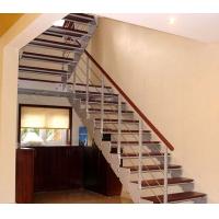 艺术楼梯,旋转楼梯,实木楼梯