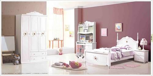 儿童床,衣柜-万好家私