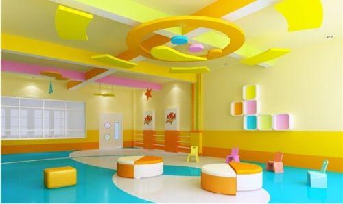 幼儿园pvc地板 塑胶地板