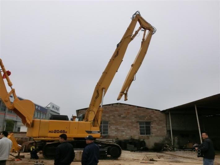 挖土机加长臂 挖土机大小臂厂家直销