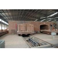 红砖隧道窑
