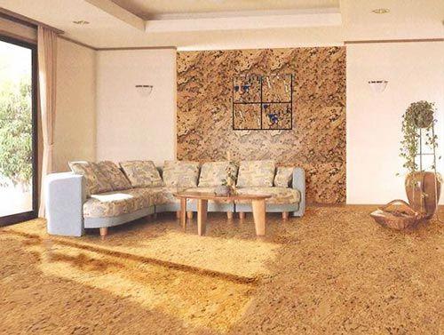 环保舒适上档次地板 软木舒适地板