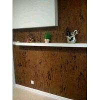 家居酒店专用墙板批发_环保软木背胶墙板厂家