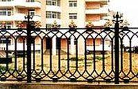 北京鍛造鐵藝護欄,方管鐵藝欄桿,鑄鐵鐵藝圍欄-- 樂天騰飛鐵藝圍欄