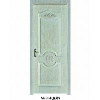 成都实木门-木中堂实木套装门 M-504